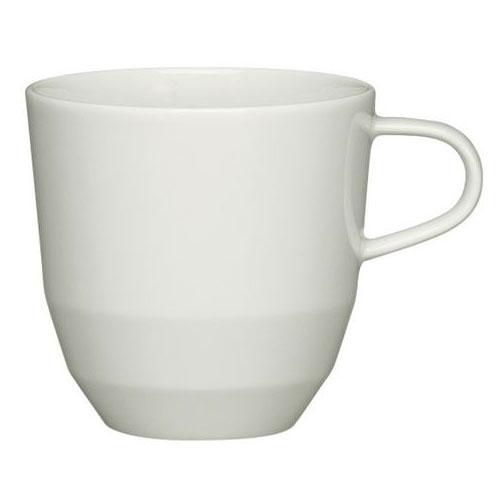 Schonwald 9125169 6.38-oz Allure Cup - Porcelain, Bone White
