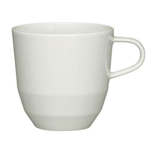 Schonwald 9125175 8.5-oz Allure Cup - Porcelain, Bone White