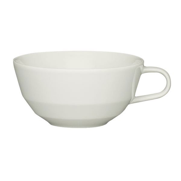 Schonwald 9125179 9.75-oz Allure Cup - Porcelain, Bone White