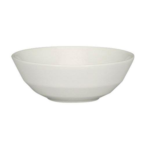 Schonwald 9125708 2.25-oz Allure Dip Dish - Porcelain, Bone White
