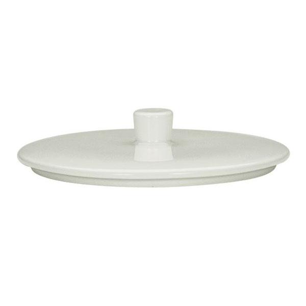 """Schonwald 9126422 4"""" Lid for 9126572 7.75-oz Allure Bowl - Porcelain, Bone White"""