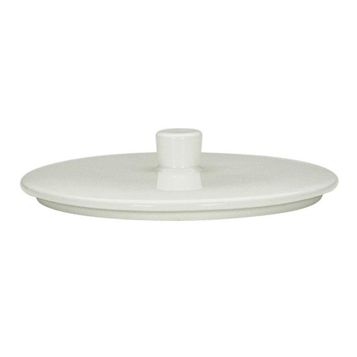 """Schonwald 9126429 4.38"""" Lid for 9126579 9.75-oz Allure Bowl - Porcelain, Bone White"""