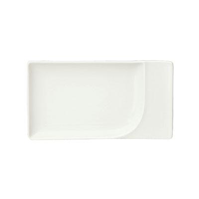 "Schonwald 9132145 16.75"" Rectangular Platter, Schonwald, Continental White"