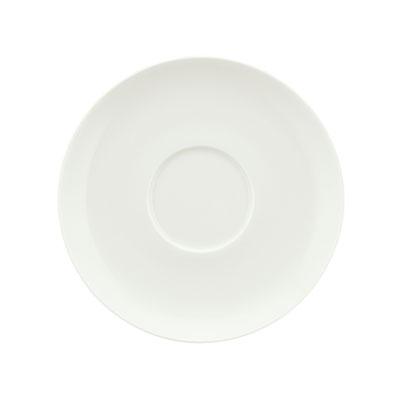 """Schonwald 9136918 6.25"""" Round Saucer, Porcelain, Schonwald, Continental White"""