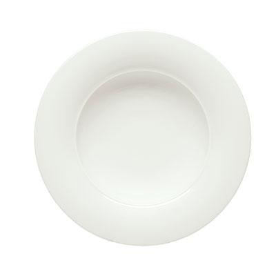 Schonwald 9190128 15.25-oz Porcelain Pasta Bowl - Avanti Gusto Pattern, White