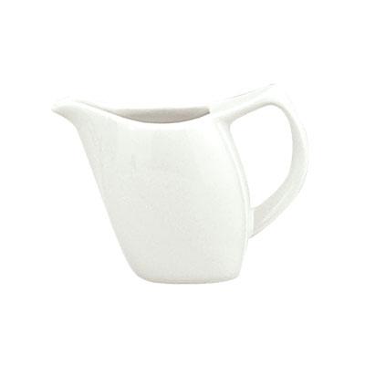 Schonwald 9194715 5-oz Porcelain Creamer, Avanti Gusto, White