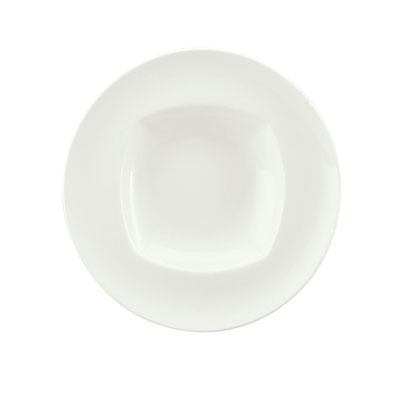 Schonwald 9320122 6.75-oz Porcelain Soup Bowl - Event Pattern, White