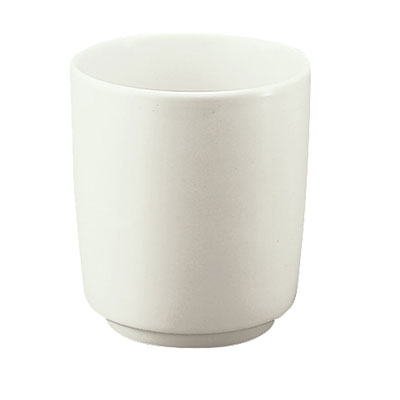 Schonwald 9327910 46-oz Porcelain Dressing Pot - Event Pattern, White
