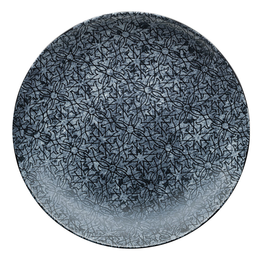 """Schonwald 9331228-63077 11"""" Shabby Chic Plate - Coupe, Porcelain, Stone"""