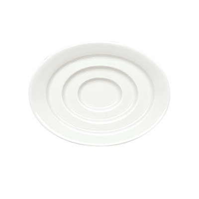 "Schonwald 9356210 Olive Oil Dish - 3.8"" x 2.8"", Creative Complements, White"
