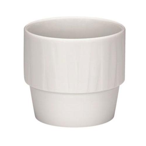 Schonwald 9365325 8.87-oz Porcelain Bouillon - Character Pattern, White