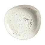 Schonwald 9381328-70255 27 oz Round Organic Bowl - Porcelain, Pottery Unique, Continental White