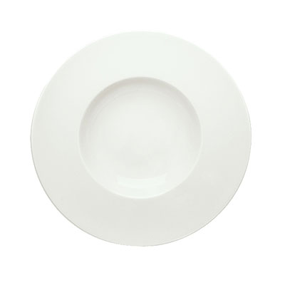 "Schonwald 9390122 8.875"" Round Bowl w/ 5-oz Capacity, Porcelain, Schonwald, Continental White"