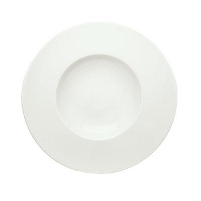 "Schonwald 9390128 11.125"" Round Bowl w/ 12-oz Capacity, Porcelain, Schonwald, Continental White"