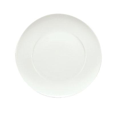 "Schonwald 9391232 12.75"" Round Plate, Porcelain, Schonwald, Continental White"