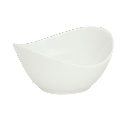 "Schonwald 9395709 1.75"" Round Dip Dish w/ 1.5-oz Capacity, Porcelain, Schonwald, Continental White"