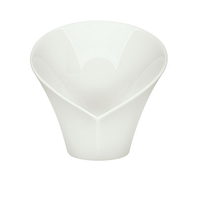 "Schonwald 9396112 1.875"" Round Bowl w/ (3) oz Capacity, Porcelain, Schonwald, Continental White"