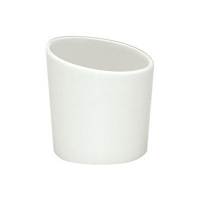 Schonwald 9397901 Sugar Stick Holder, Porcelain, Schonwald, Continental White