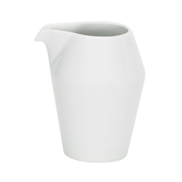 Schonwald 9404615 5-oz Connect Creamer - Porcelain, Continental White