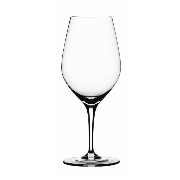 Spiegelau 4408031 10.75-oz Authentis Wine Tasting Glass