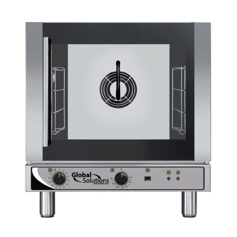 Global Solutions GS1120 Half Size Electric Convection Ove...