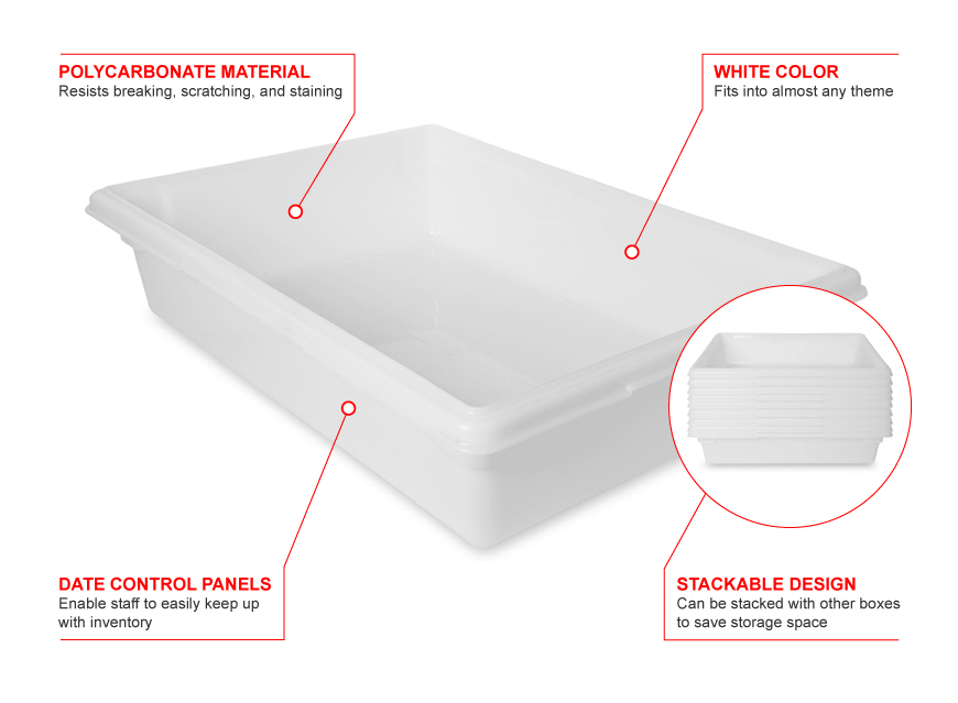 Rubbermaid 3508 Features