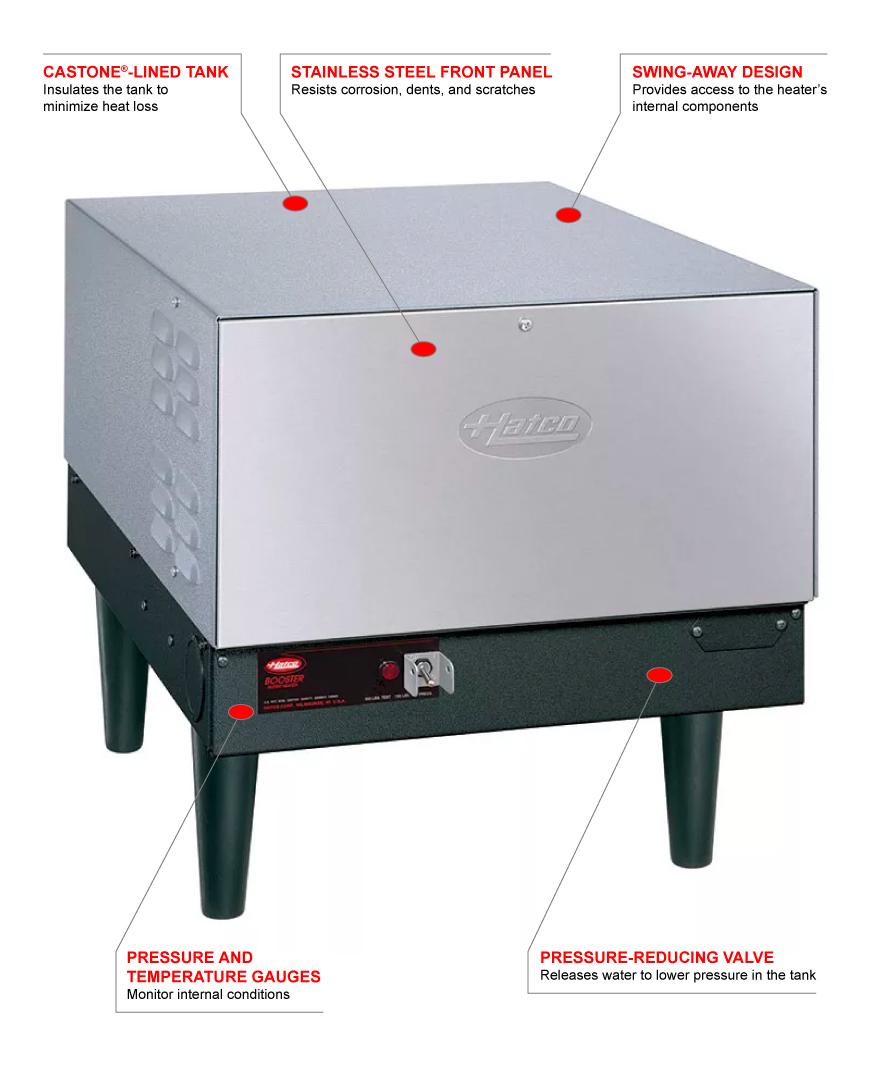 Hatco C452403 Features