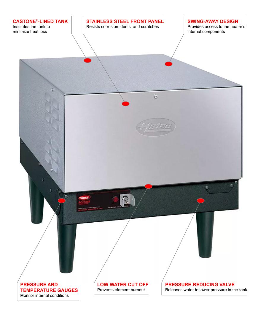 Hatco C454803 Features
