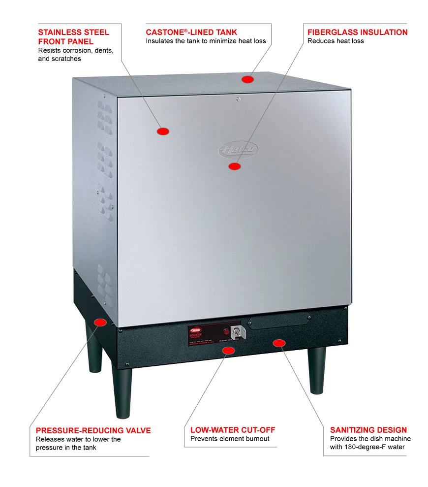 Hatco S544803 Features