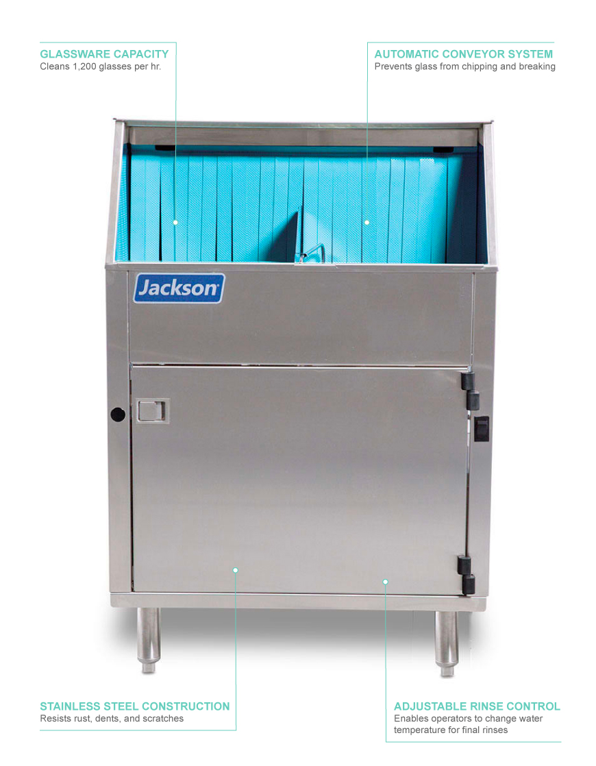 Jackson delta1200 Features