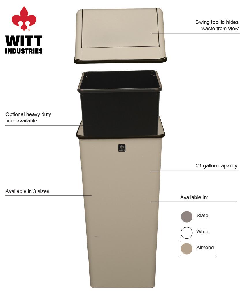 Witt Industries 1411htal Features