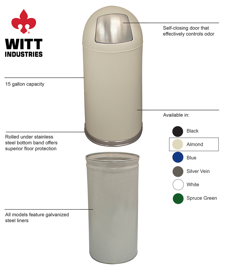 Witt Industries 15dtal Features