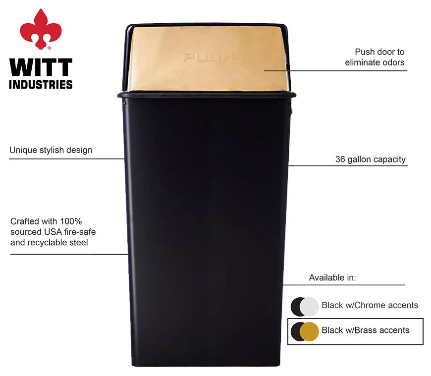 Witt Industries 36ht11 Features
