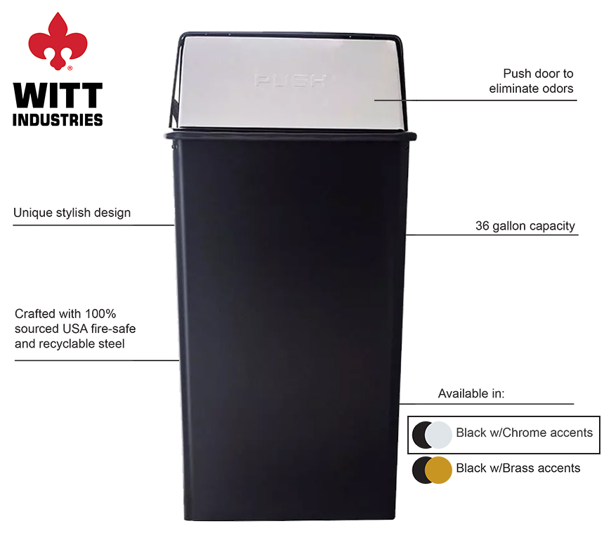 Witt Industries 36ht22 Features