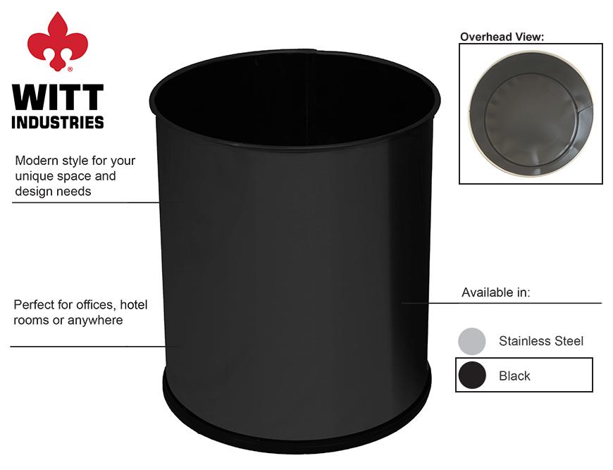 Witt Industries 66bk Features