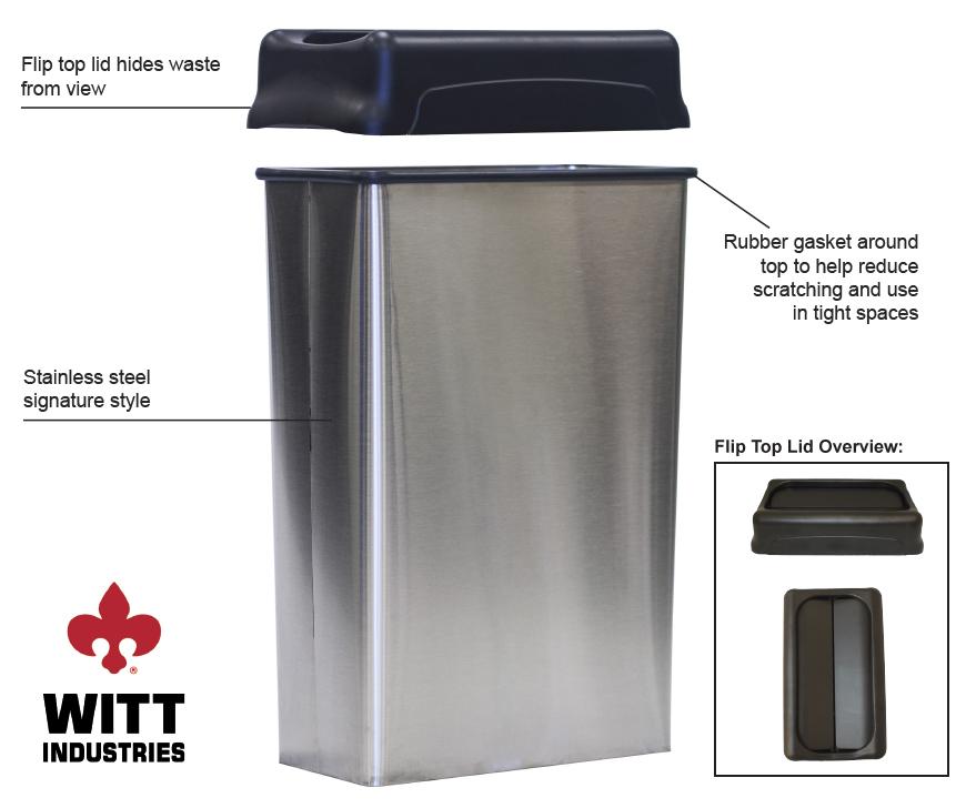 Witt Industries 70htss Features