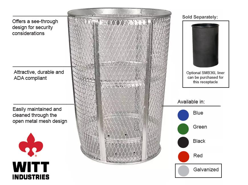 Witt Industries exp52 Features