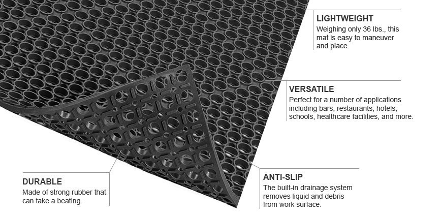 APEX Mat Features