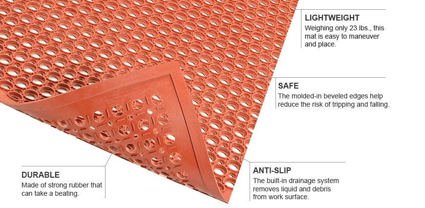 APEX Mat Features