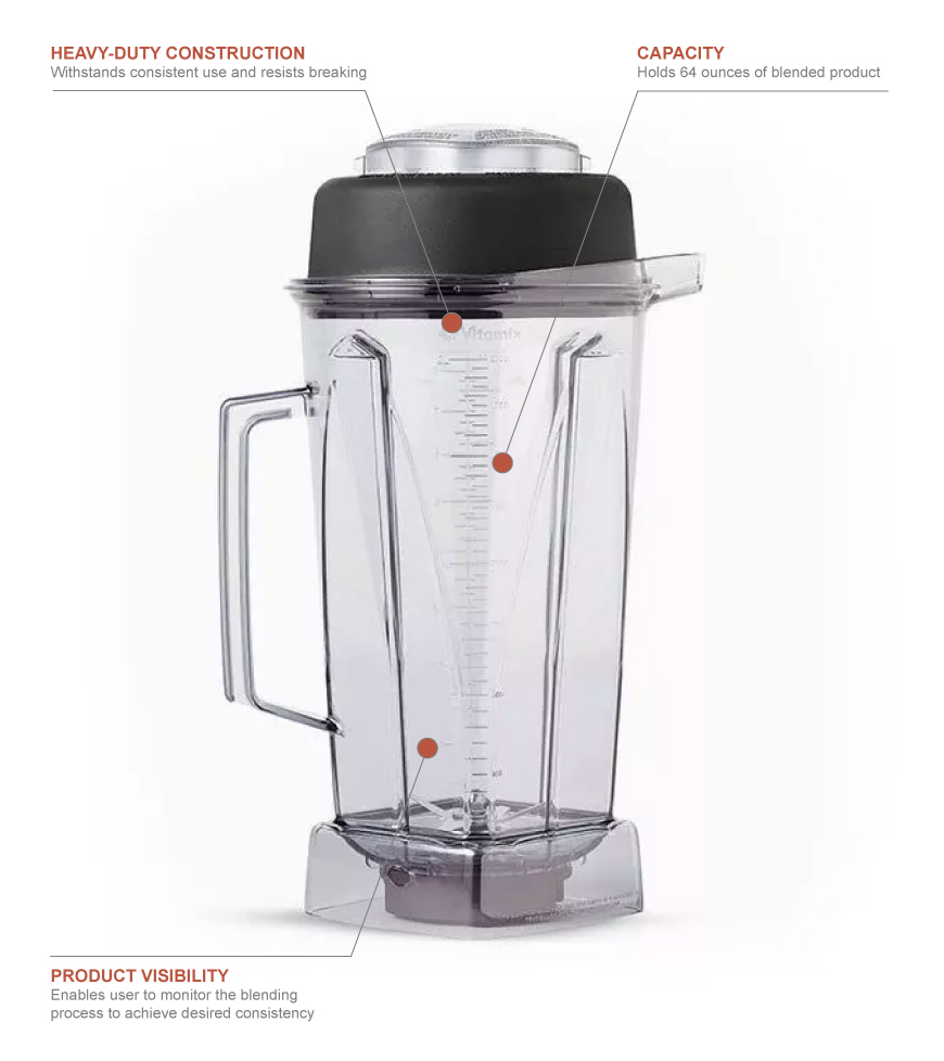 Vitamix 1194 Features