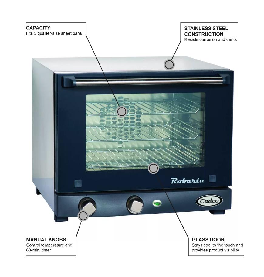 Cadco OV003 Features