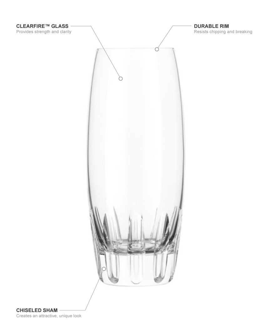 Libbey 902569474 Features
