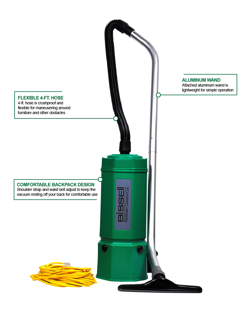 Bissell bg1006 Features