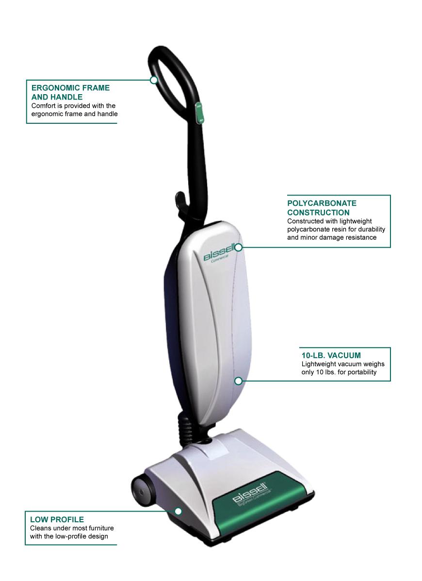 Bissell bgu5500 Features